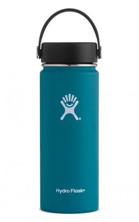 【線上體育】HYDRO FLASK HFW18TS380HYDRATION系列 真空保冷/熱兩用鋼瓶18oz寬口 玉石綠, OS