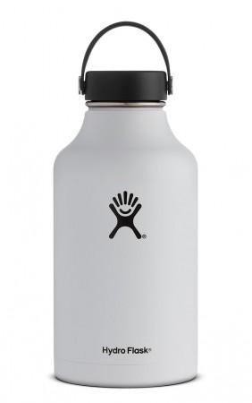 【線上體育】HYDRO FLASK HYDRATION系列 真空保冷/熱兩用鋼瓶64oz寬口 經典白, OS