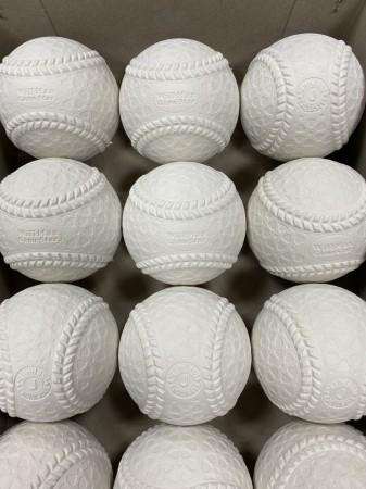 【線上體育】軟式棒球 Will Max J號 練習球(少年用)(單顆價)-A01452