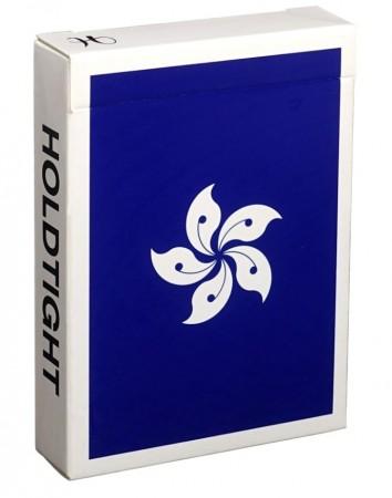 【簡子製造】洋紫荊 藍 Bauhinia Playing Cards S103050361