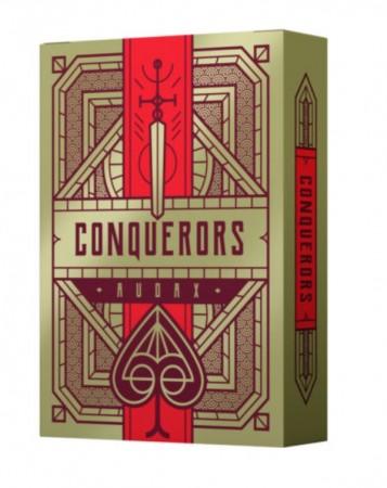 【USPCC撲克】Conquerors Audax S103049666