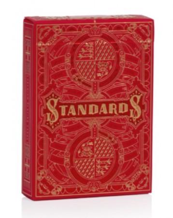 STANDARDS - Red【USPCC撲克】 S103049654