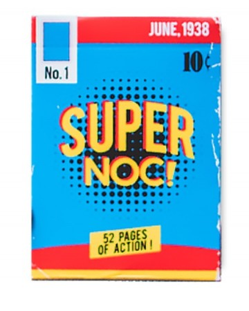 Super NOC : 1st Edition 【USPCC撲克】 S103049512