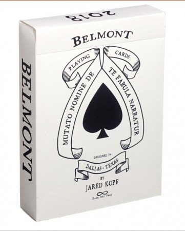 【簡子製造】小手牌 Belmont Playing Cards S103050359