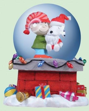 【線上體育】史努比聖誕音樂盒Up On ARooftopS09942