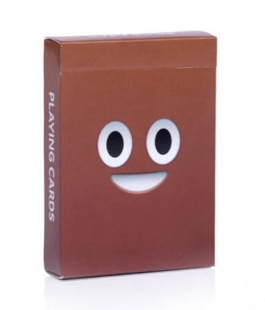【USPCC撲克】Poop Emoji Playing Cards S103049680