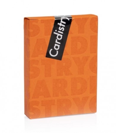 【USPCC撲克】CARDISTRY CON 2019 ORANGE PLAYING CARDS CCC S103049771