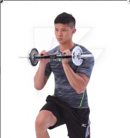 【線上體育】臂熱3代8磅