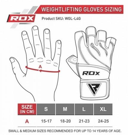 RDX023 【線上體育】RDX 健身 舉重手套SUMBLIMATION F24 白色