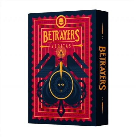 Betrayers Veritas 【USPCC撲克】 S103049620