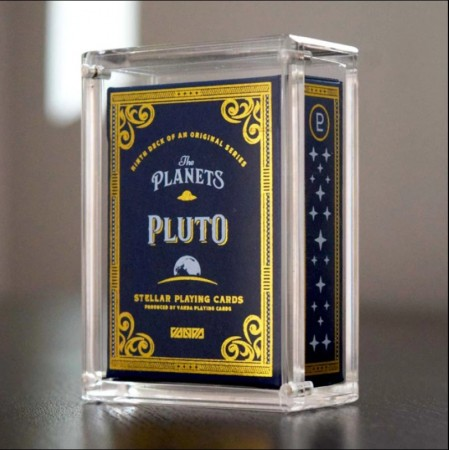 【USPCC撲克】The Planets: PLUTO 冥王星 Playing Cards S1030495592