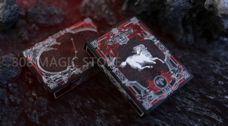 【USPCC撲克】牡羊座 Zodiac Portents Playing Card 808星座牌