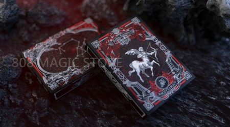 【USPCC撲克】射手座 Zodiac Portents Playing Card 808星座牌