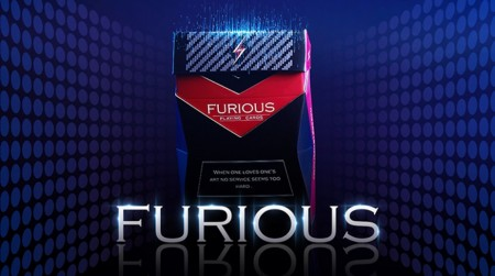 【USPCC撲克】Furious Playing Cards S103049535