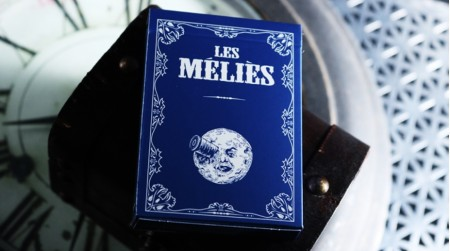 【USPCC撲克】Les Melies Conquest Blue Playing Cards by Pure Imagination PS103049562