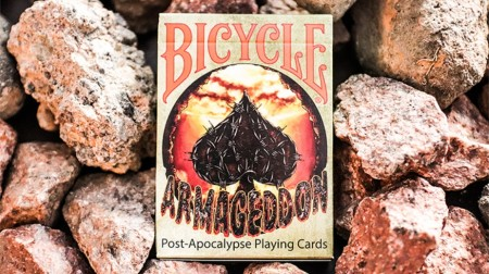 【USPCC撲克】Bicycle Armageddon Post-Apocalypse Playing Cards S103049534
