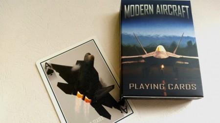 【USPCC撲克】Modern Aircraft Playing Cards S103049540