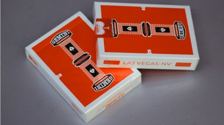 【USPCC撲克】Gemini Casino Orange Playing Cards by Toomas PintsonS103049560