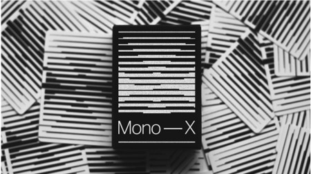 【USPCC撲克】Mono - X Playing CardsS103049567