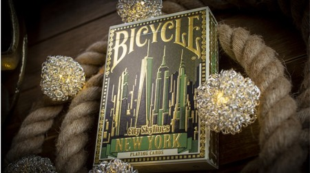 【USPCC撲克】Bicycle City Skylines (New York) S103049687