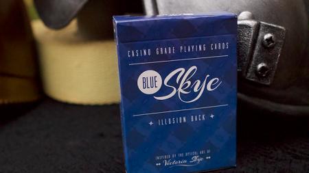 Blue Skye 撲克牌【USPCC撲克】S103049611