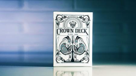 Crown Deck (Snow)【USPCC撲克】S103049626