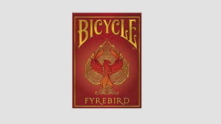 【USPCC 撲克】Bicycle Fyrebird 撲克 S103050791