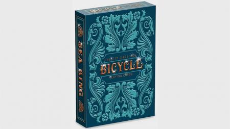 【USPCC 撲克】Bicycle Sea King 撲克 S103050794
