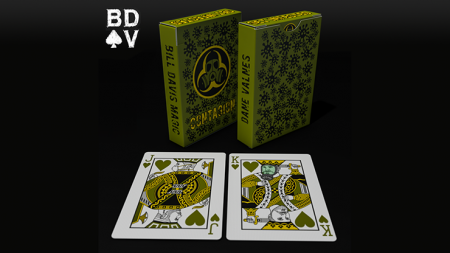 【USPCC 撲克】Contagion Playing Cards S103050802
