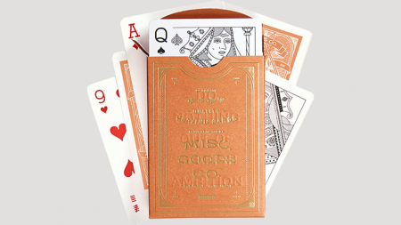 【USPCC 撲克】Misc. Goods Co. Sandstone Playing Cards S103050817
