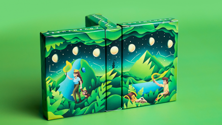 【USPCC 撲克】Adventure Playing Cards by Riffle Shuffle S103050823