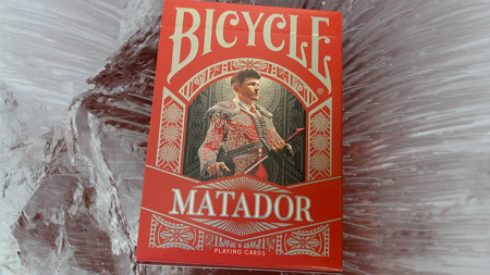 【USPCC 撲克】Bicycle Matador (Red) Playing Cards S103050826