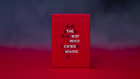 【USPCC 撲克】The Boy Who Cried Magic Playing Cards by Andi Gladwin S103050827