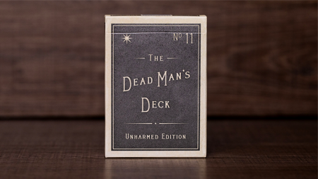 【USPCC 撲克】The Dead Man's Deck: Unharmed Edition Playing Cards S103050831