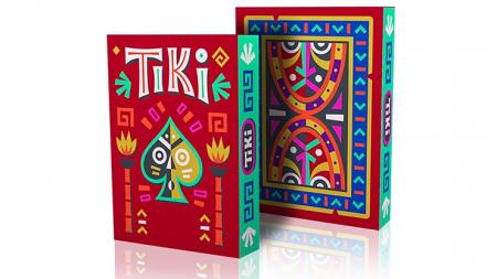 【USPCC 撲克】Tiki Playing Cards S103050856
