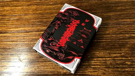 【USPCC 撲克】Edo Karuta (DAIMYO) Playing Cards S103050859