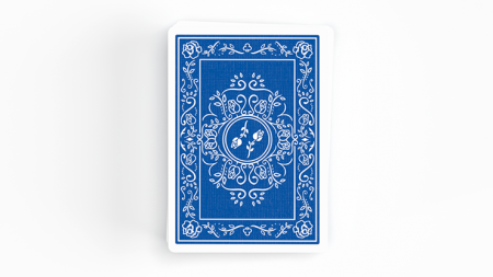 【USPCC 撲克】Black Roses Blue Magic Playing Cards S103050866