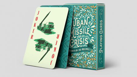 【USPCC 撲克】Cuban Missile Crisis Playing Cards S103050867
