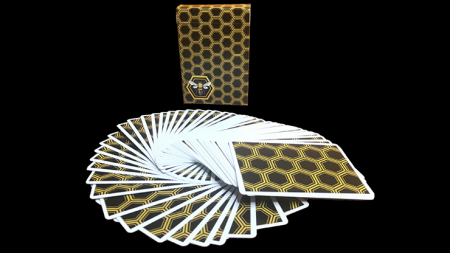 【USPCC 撲克】Honeycomb Playing Cards S103050869