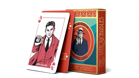 【USPCC 撲克】Untouchables Playing Cards S103050870