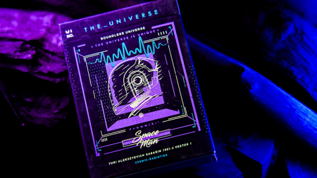 【USPCC 撲克】The Universe Space Man Edition撲克 S103050874
