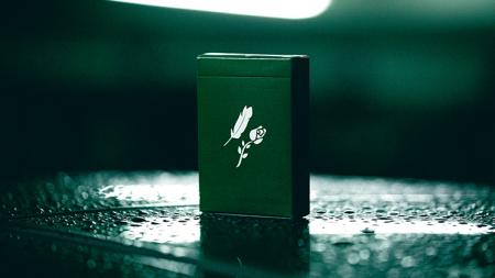 【USPCC 撲克】Green Remedies 撲克  S103050890