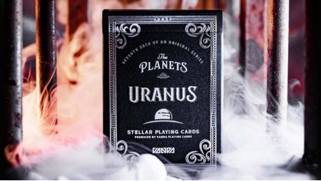 【USPCC撲克】The Planets: Uranus Playing CardsS103049559