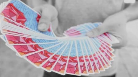 【簡子撲克】Rose Playing Cards 玫瑰 撲克牌