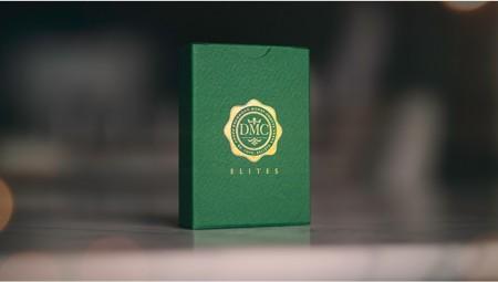 【USPCC撲克】DMC ELITES: Marked Deck (Forest Green) S103049556