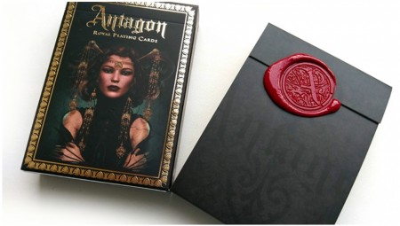 【USPCC撲克】Limited Edition Antagon Royal (Red Seal) Playing CardsS103049569