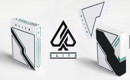 【簡子製造】星空牌V5 Odyssey Playing Cards Elite S103050355