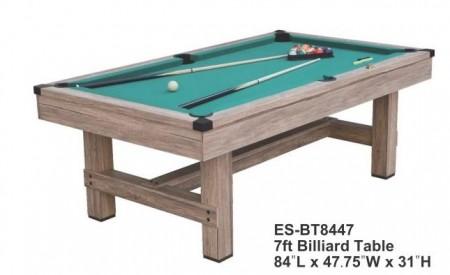 【線上體育】華麗型花式撞球桌 四方腳 ES-BT8447 7尺撞球台-L3972009