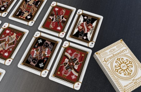 【USPCC撲克】Grandmasters Casino Edition non-foil S103050339