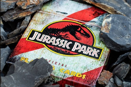【USPCC撲克】JURASSIC PARK PLAYING CARDS S103049754